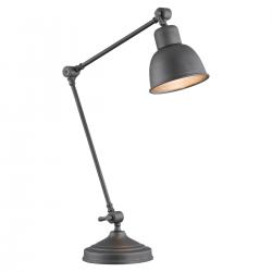 EUFRAT 3195 LAMPA STOŁOWA METALOWA ARGON