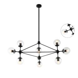 BAO NERO CLARO LAMPA WISZĄCA ORLICKI DESIGN