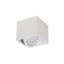 CARDI I BIANCO/UFO BIANCO LAMPA NATYNKOWA ORLICKI DESIGN