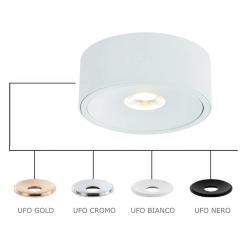 NEO BIANCO SLIM LED/UFO CROMO LAMPA NATYNKOWA ORLICKI DESIGN