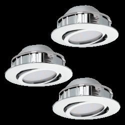PINEDA 95852 LAMPA WPUSZCZANA zestaw LED EGLO