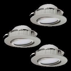 PINEDA 95853 LAMPA WPUSZCZANA zestaw LED EGLO