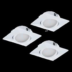 PINEDA 95844 LAMPA WPUSZCZANA zestaw LED EGLO