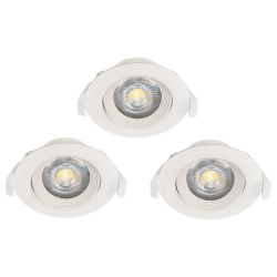 SARTIANO 32896 LAMPA WPUSZCZANA zestaw LED EGLO