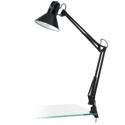 FIRMO - LAMPA BIURKOWA EGLO - 90873 PRZYKRĘCANA DO BLATU