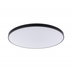 AGNES ROUND LED 8184 BLACK M 4000K Nowodvorski IP44