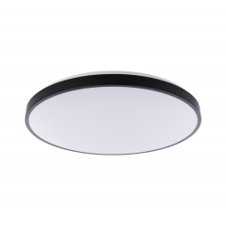 AGNES ROUND LED 8185 BLACK L 4000K Nowodvorski IP44