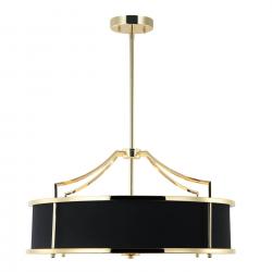 STANZA GOLD/NERO M LAMPA WISZĄCA ORLICKI DESIGN