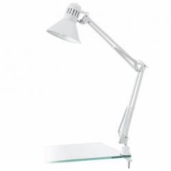 FIRMO - LAMPA BIURKOWA EGLO - 90872 PRZYKRĘCANA DO BLATU