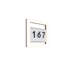 ALICE 5194301118 KINKIET ZEWNĘTRZNY LUTEC