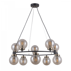 GALVEZ  PND-28622-10A  LAMPA WISZĄCA ITALUX