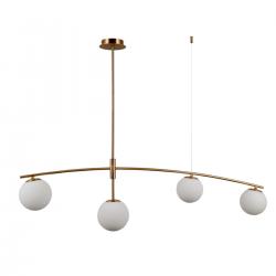 SENAI  PND-31322-4-HB  LAMPA WISZĄCA ITALUX