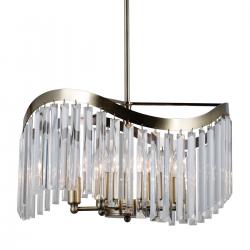 SABRIGA  PND-44544-6  LAMPA WISZĄCA ITALUX