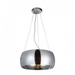 COSMO CHROME LAMPA WISZĄCA AZZARDO 2901-3PA (CHROME)
