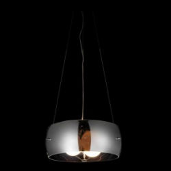 COSMO 2 CHROME LAMPA WISZĄCA AZZARDO 2901-3PB (CHROME)