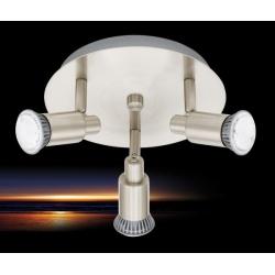 ERIDAN - LAMPA ŚCIENNO-SUFITOWA EGLO - 90828 LED