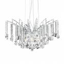 Lampy kryształowe/szklane