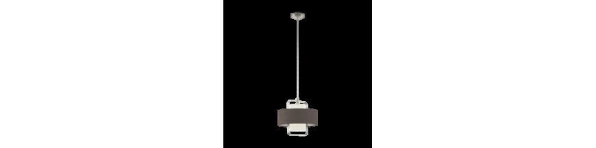 Lampy abażurowe wiszące